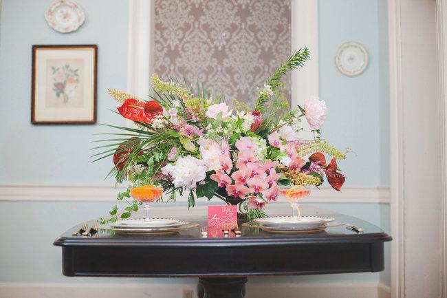 Speakeasy inspired wedding ideas // La Candella Wedding Photography
