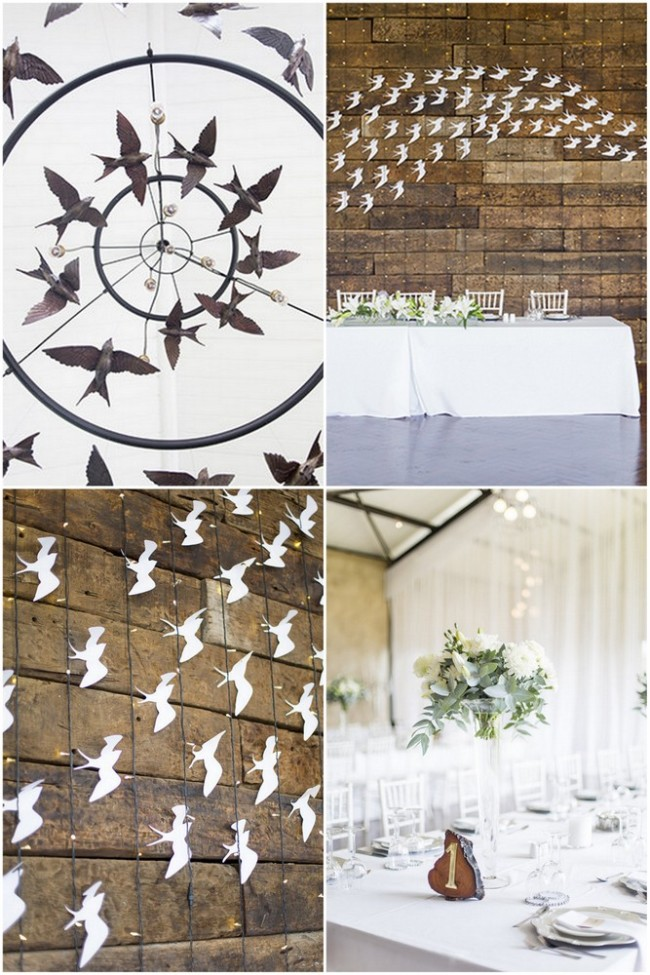 Swallow Themed Farm Wedding - Natal Midlands Netherwood Farm Wedding // Marne Photography