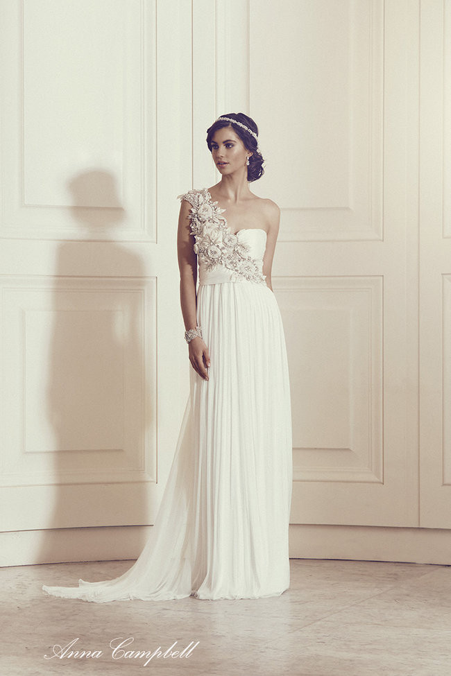 Anna Campbell Wedding Dress Collection