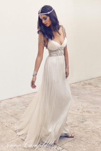 Anna Campbell Wedding Dress 2016