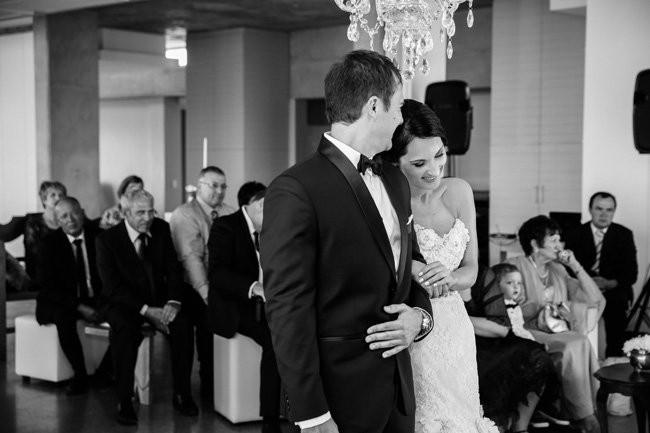 Clic Elegant Gold Black White Wedding Nikki Meyer Photography