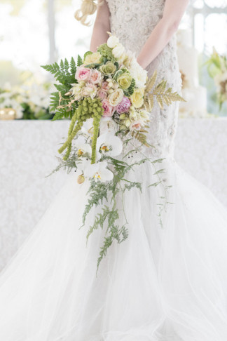 Rococo inspired Marie Antoinette Wedding Ideas - ST Photography