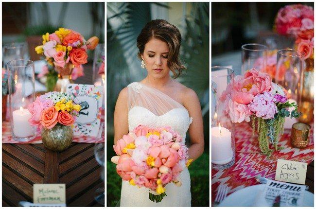 Colorful Isla Mujeres Destination Wedding – Jessica Arden Photography