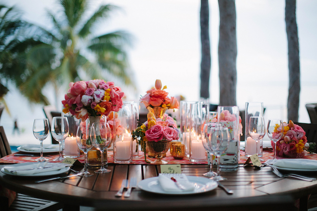 Colorful Isla Mujeres Destination Wedding - Jessica Arden Photography