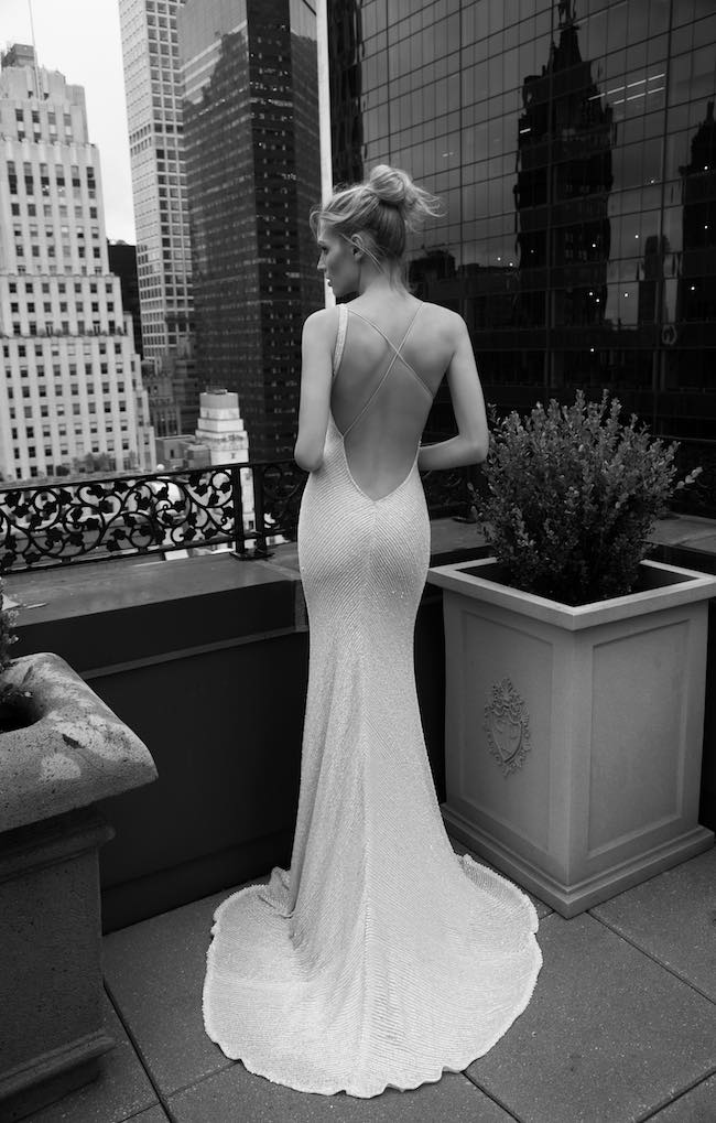 Inbal Dror 2016 Wedding Dress Collection inspired by New York!