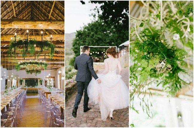 Whimsical Flower Farm Wedding {Claire Thomson Photography}
