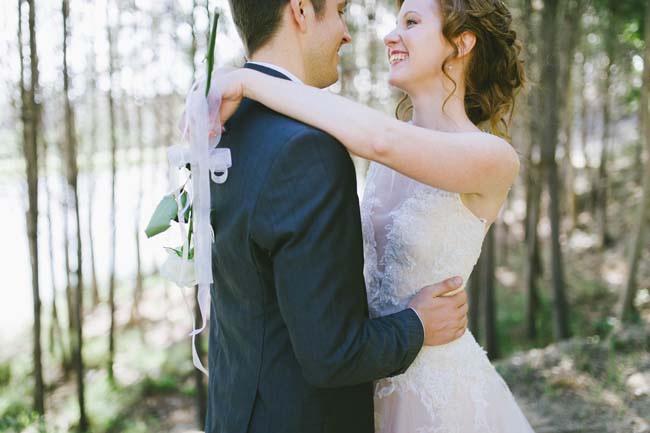Whimsical Flower Farm Wedding - Claire Thomson Photography