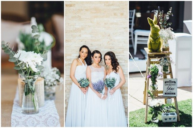 Relaxed Rustic Johannesburg Wedding {YeahYeah Photography}