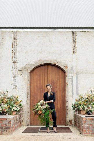Tan Copper and Marble Wedding - Wesley Vorster