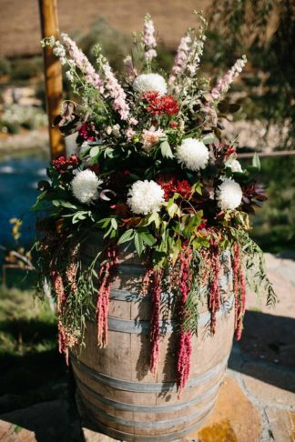 Elegant + Rustic Travel Wedding {Love Is A Big Deal Photography}