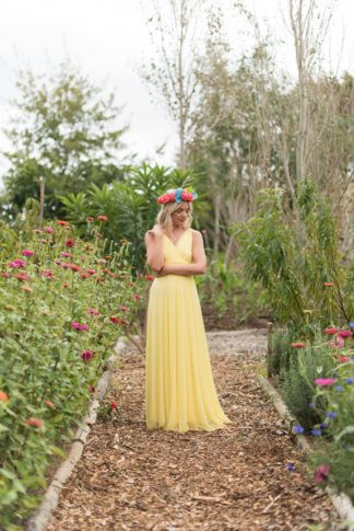 Tips for choosing beautiful Mix and Match Spring Bridesmaid dresses