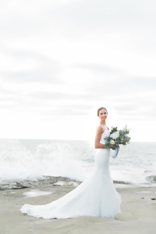 Sunset Cliffs Beach Wedding