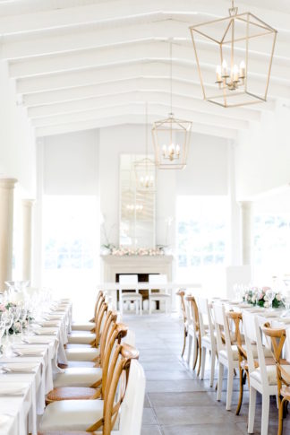 Sophisticated White Light Wedding Gauteng, South Africa