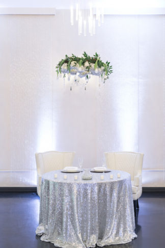 All White Wedding