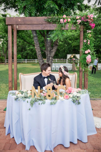 Garden Wedding in Arizona