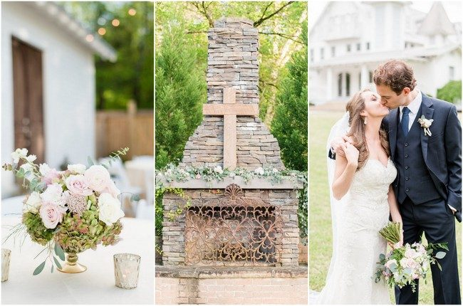 Gorgeous Outdoor Wedding in Alabama {Eric and Jamie Photography}