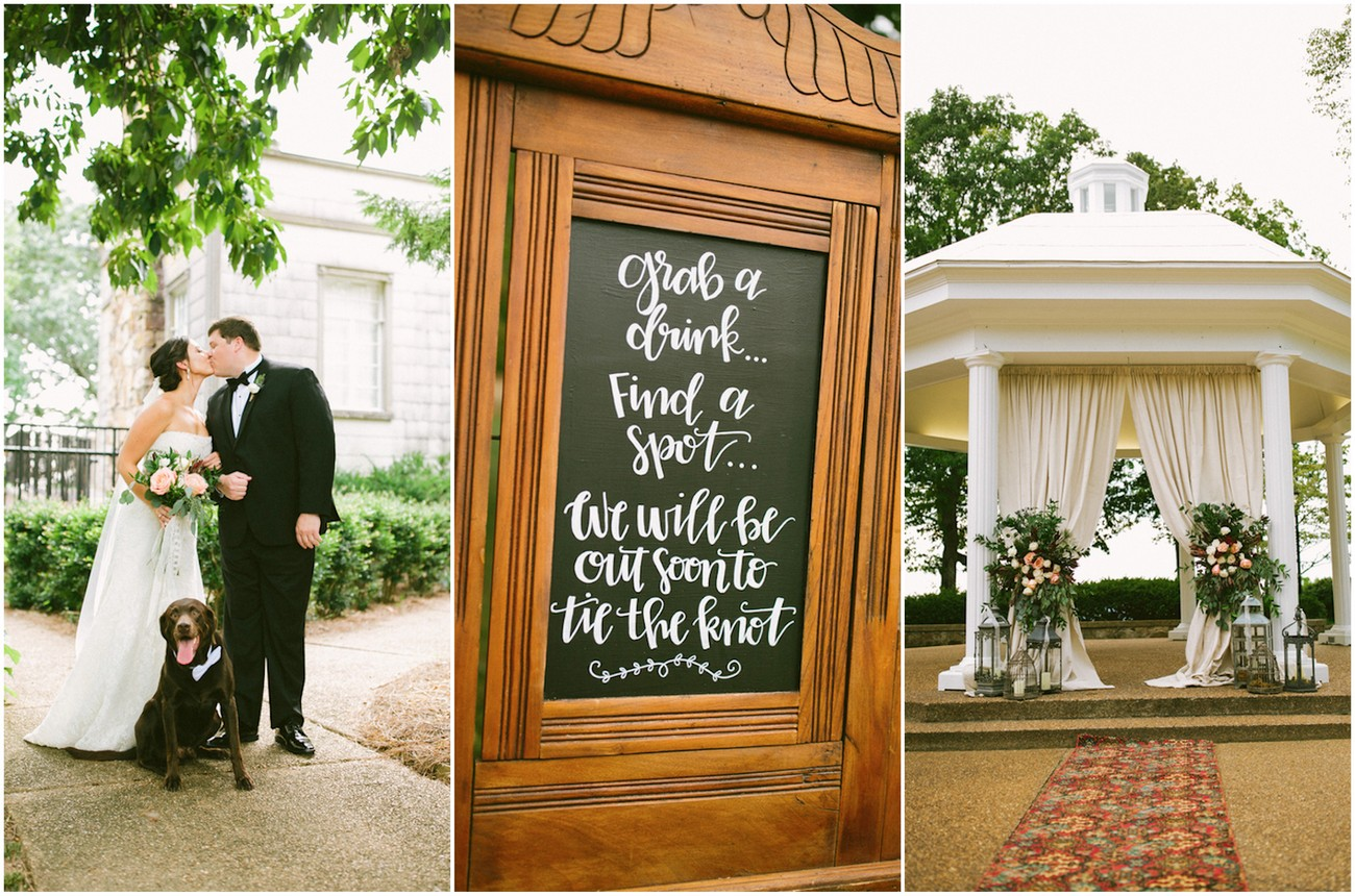 Burritt on the Mountain Wedding