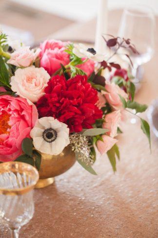 Elegant New Years Wedding Ideas 1