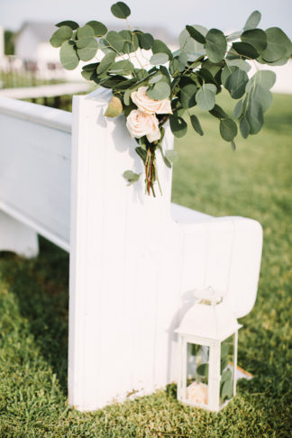 Kate Spade inspired wedding