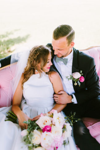 Bright and Modern Kate Spade Inspired Wedding in Oklahoma {Sarah ...