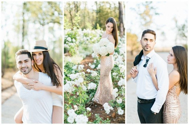 Gorgeous, Glittering Gauteng Engagement Photographs {Grace Studios Photography}