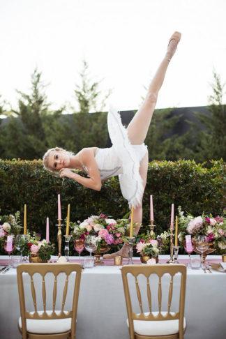 Ballerina WeddingBallerina Wedding