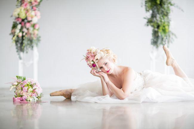 Ballerina Wedding