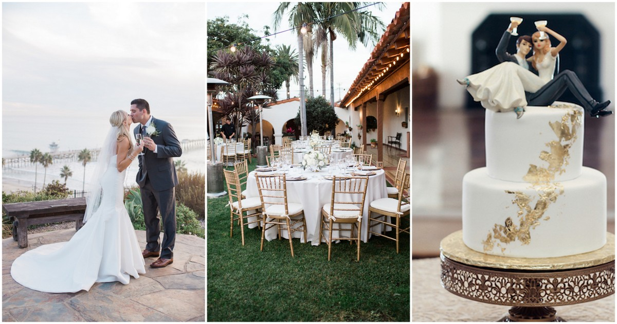 Casa marinero wedding