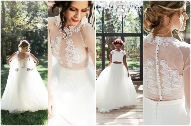Interview Exclusive} Janita Toerien Wedding Dresses + Ready to Wear ...
