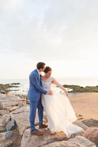 Lighthouse Wedding Connecticut