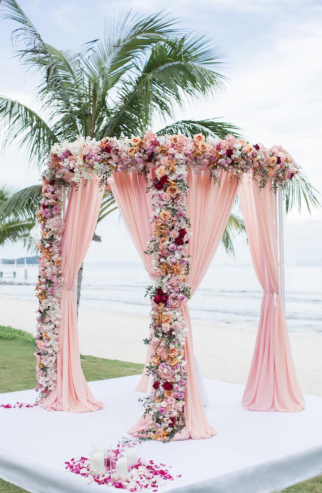 Cape Panwa wedding Phuket