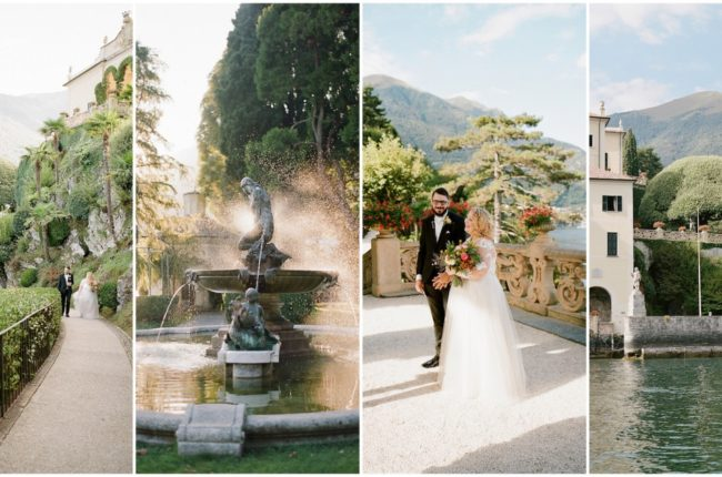 Plan an Intimate, Epic Lake Como Elopement {Rochelle Cheever Photography}