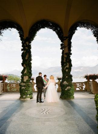 Elope to Lake Como Italy