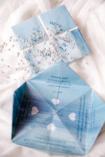 Watercolor Ocean Wedding Ideas