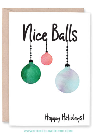 Funny Fiance Christmas Cards