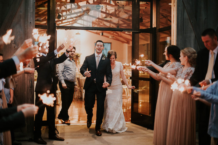 Ridiculously stunning summer Rustic Elegance wedding filled with ideas!
