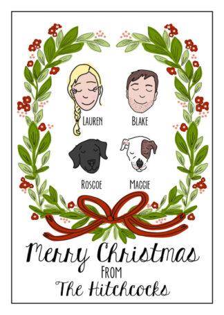 Unique Christmas Cards