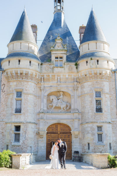 How to Get Married in France at a French Chateau Wedding