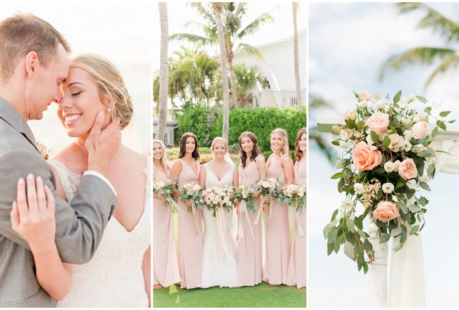 South Seas Island Resort Florida wedding