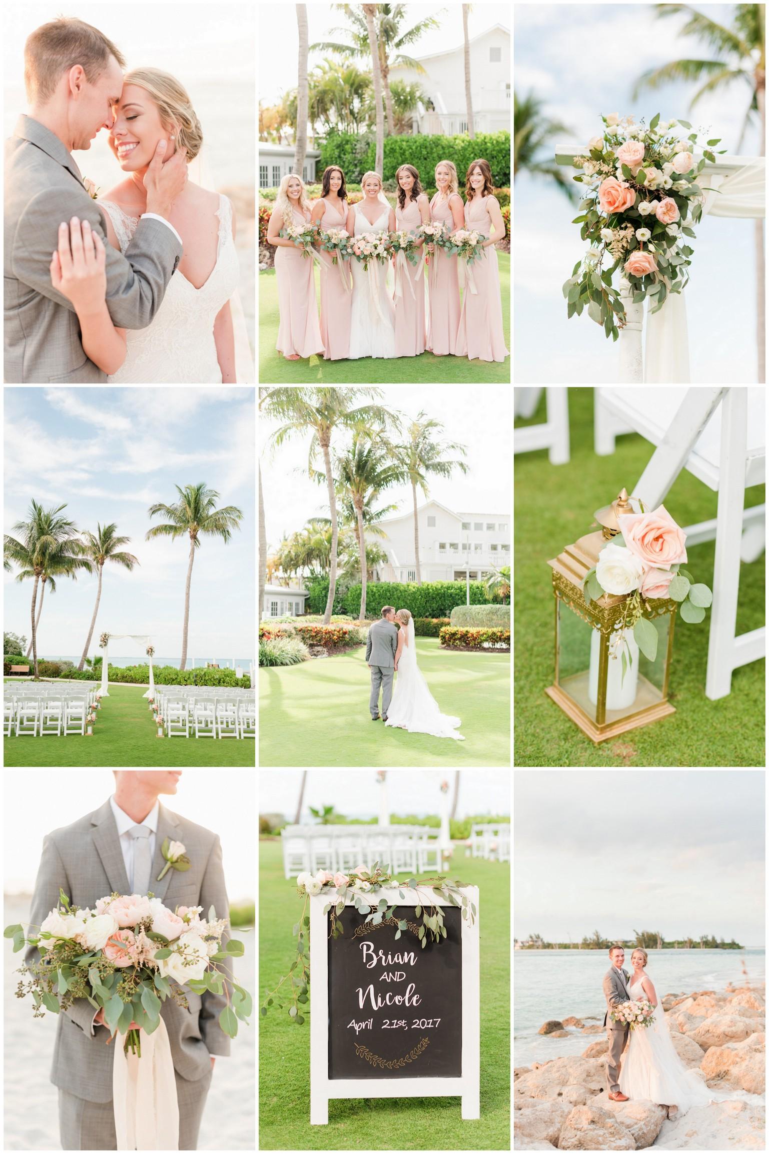South Seas Island Resort Florida wedding