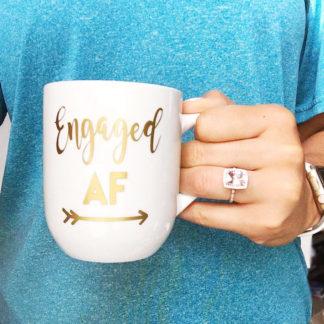 Creative engagement announcement photos
