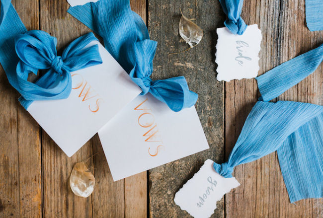 How to Plan a Gorgeous Vow Renewal + Checklist