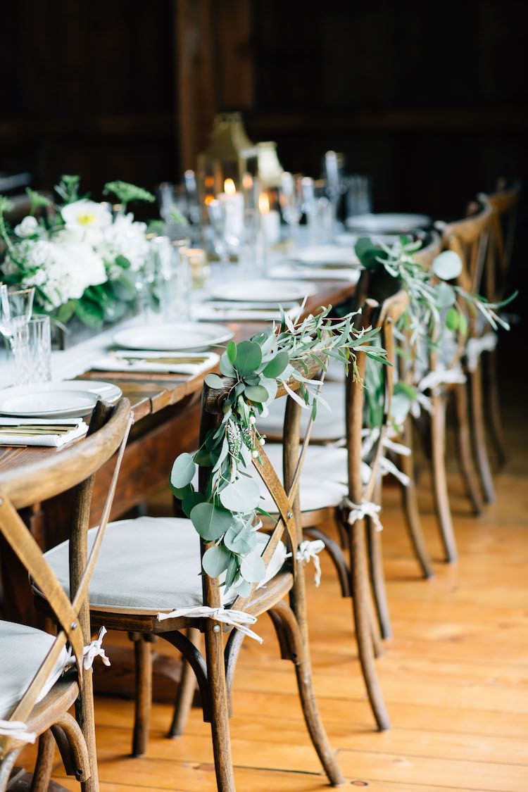 Don T Miss This Elegant Barn Wedding With Neutrals Gold