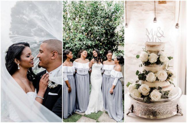 Gorgeously Neutral Garden Route Wedding in George, South Africa {Liezel Volschenk Photography}