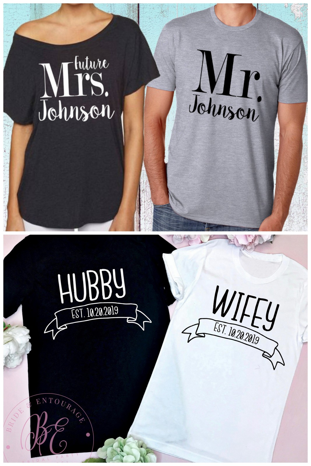 Newly-Wed Shirts