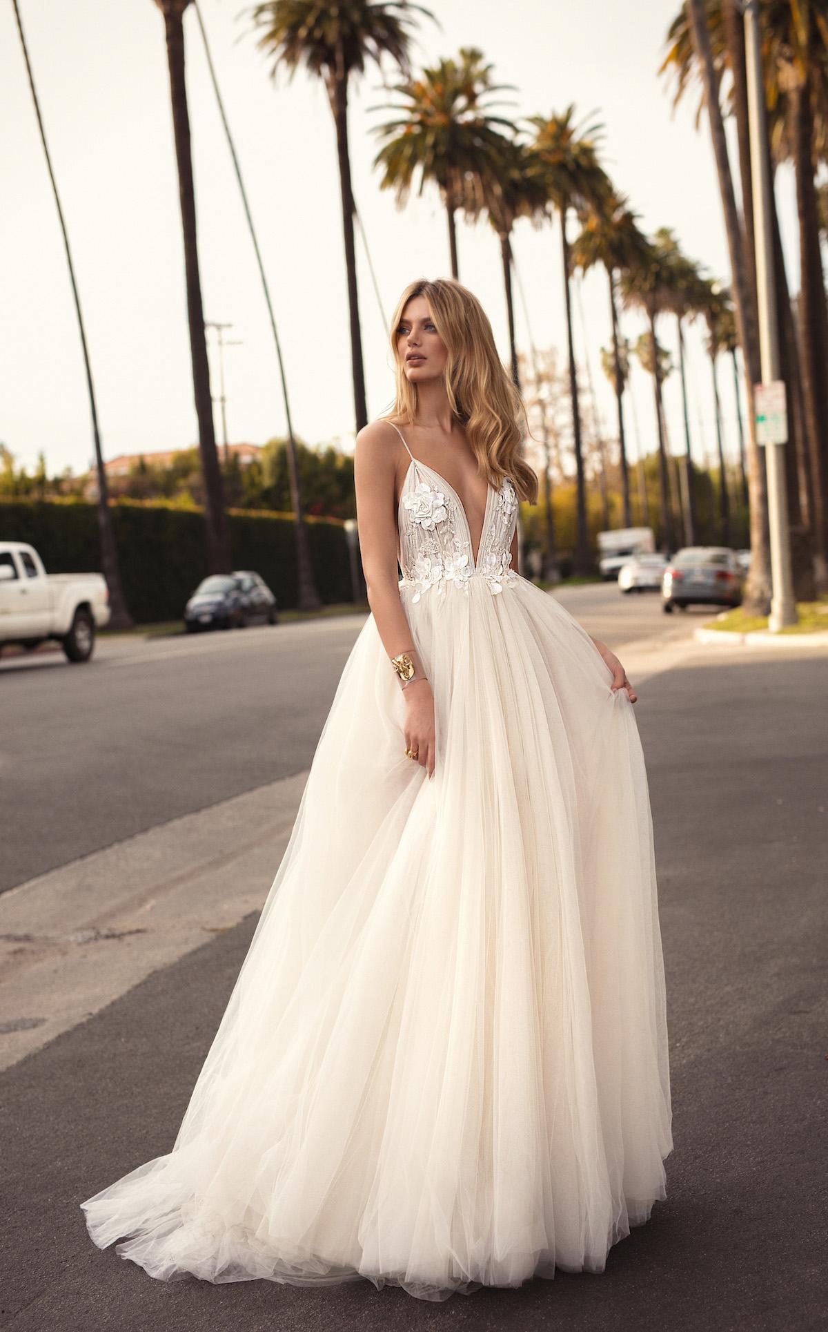 BERTA 2019 Wedding Dresses