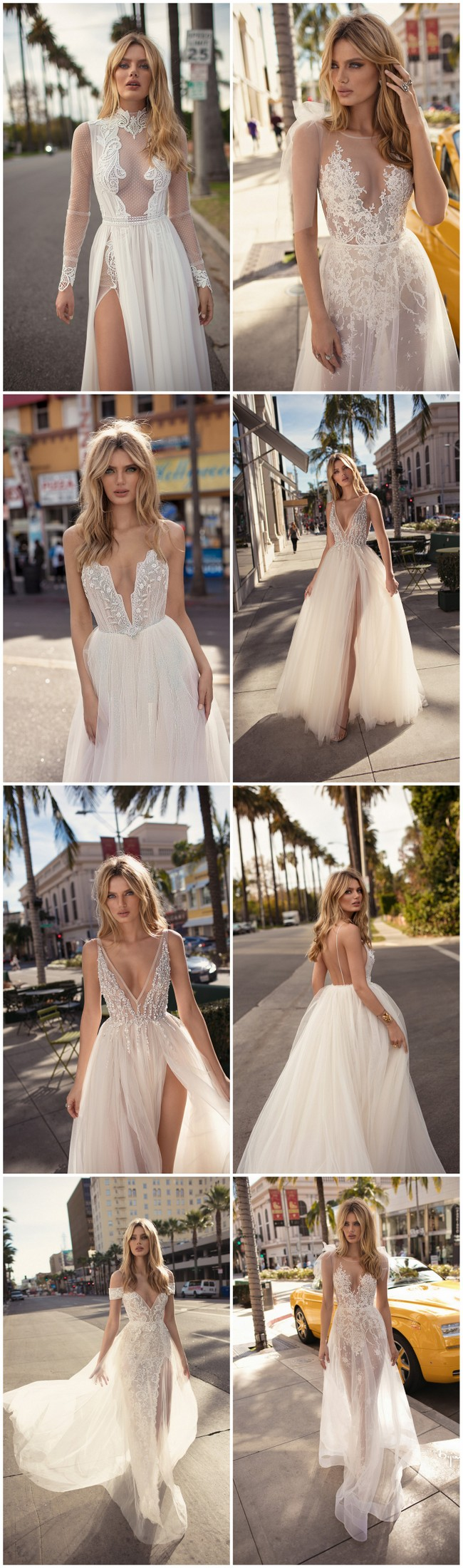 BERTA Muse 2019 Wedding Dresses