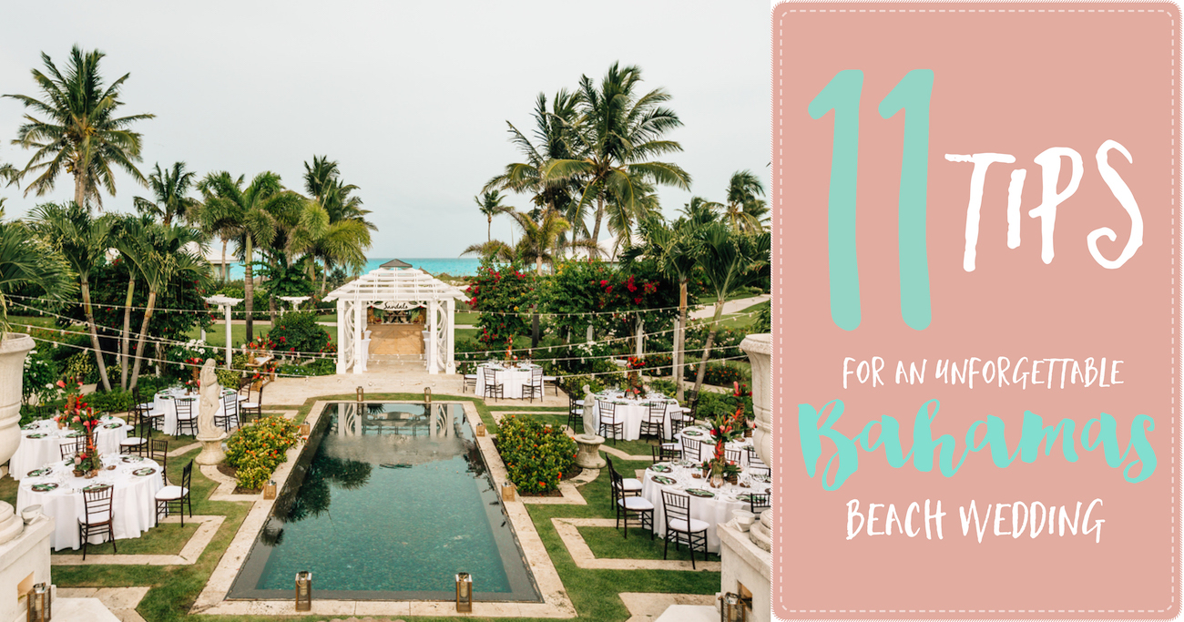 How to Plan A Bahamas Wedding