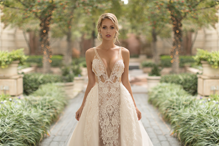 Stunning, Sophisticated And Sensual Wedding Dresses