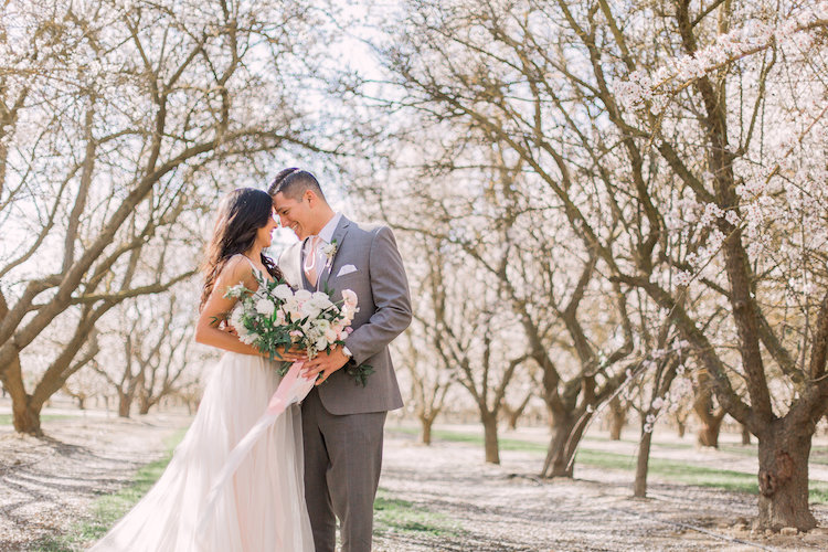 Almond Orchard Wedding Ideas